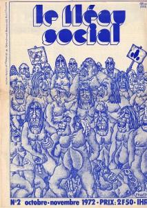 Le Fléau social.02.octobre novembre 1972