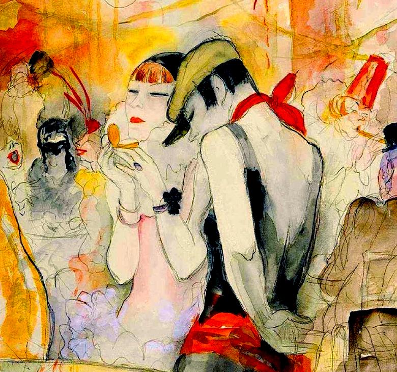 Blast et Meor Berlin lesbiennes 1920